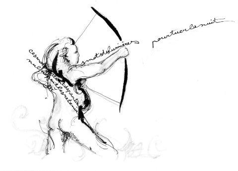 l'archer par Kajan(c)