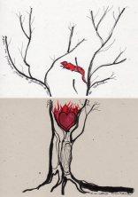 dessin rencontre au coeur ardent par Kajan