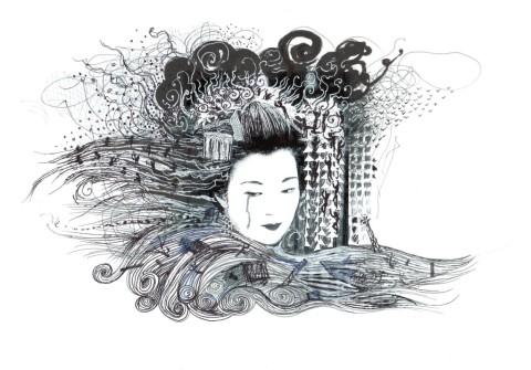 Fukushima mon amour par Kajan(c)