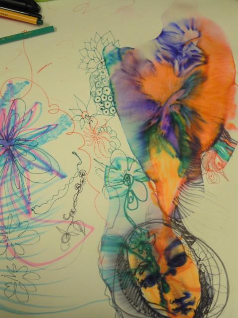 fleur de pensée par Kajan(c)