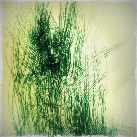 silence vert par Kajan (c)