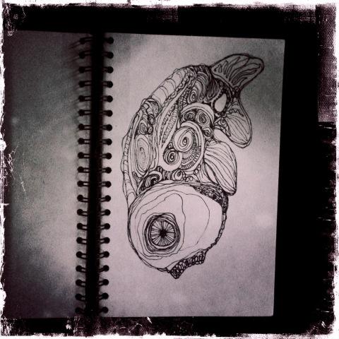 poisson par Kajan(c)