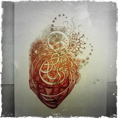 rêveur rouge par Kajan(c)