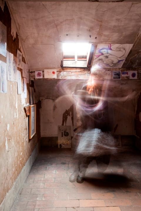 Kajan par Delphine Burtin, Aperti 2014