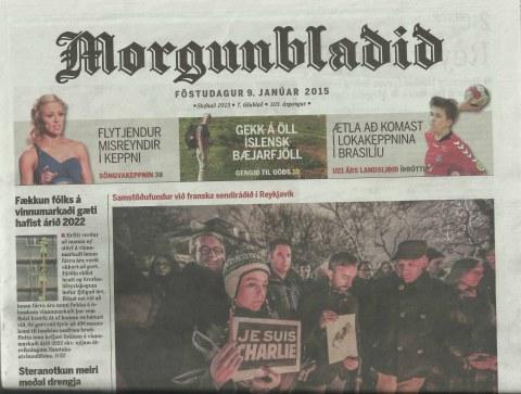 journal islandais