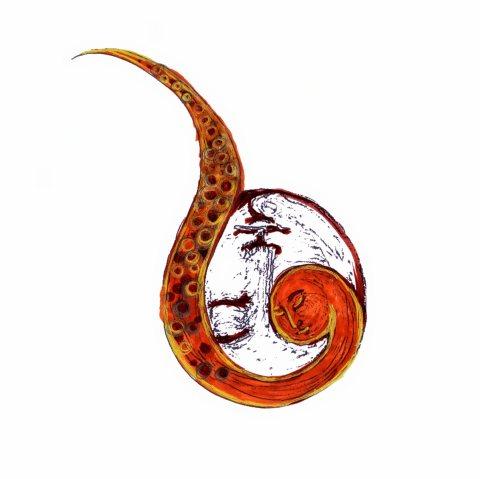 clé de fa d'or par Kajan(c)