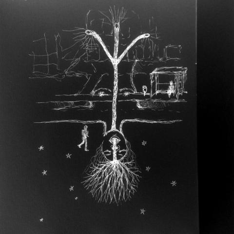 double sens nocturne par Kajan(c)