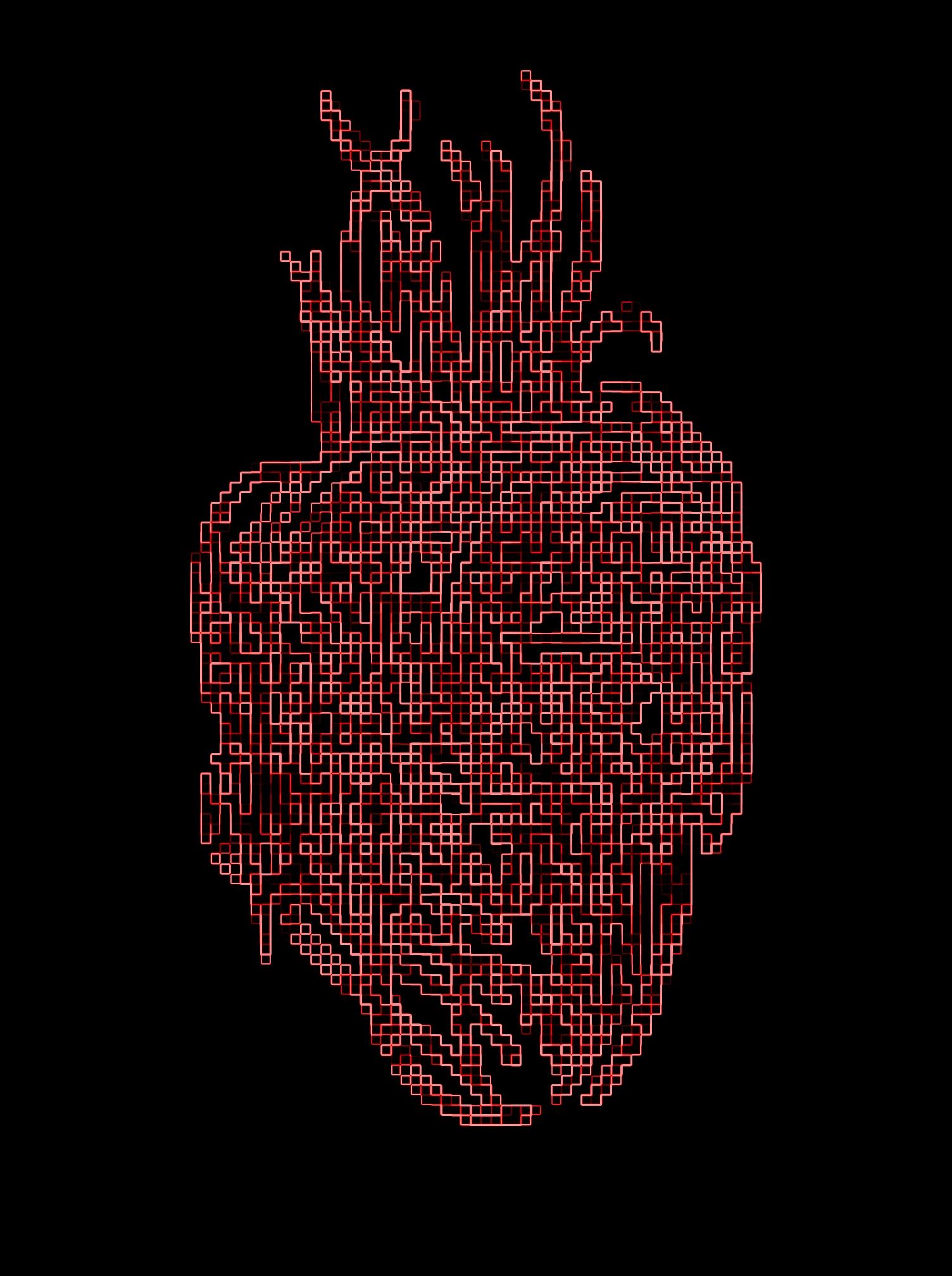 coeur de pique-celle par Kajan(c)