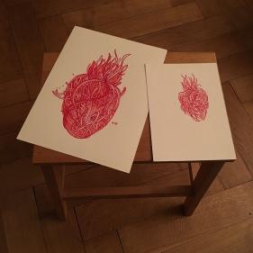 deux coeurs par Kajan(c)