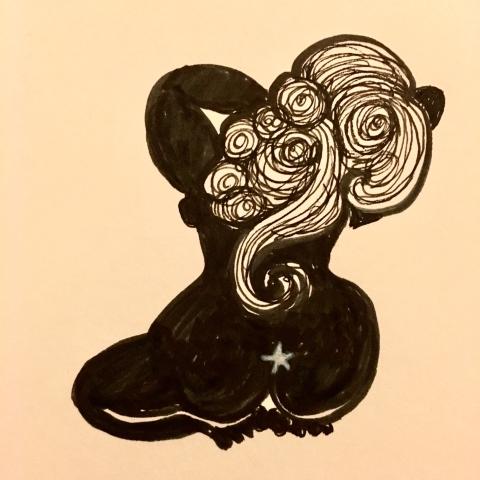 Pleine lune journal du dessin rencontre for J ai ouvert ma fenetre