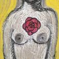 rose poitrine