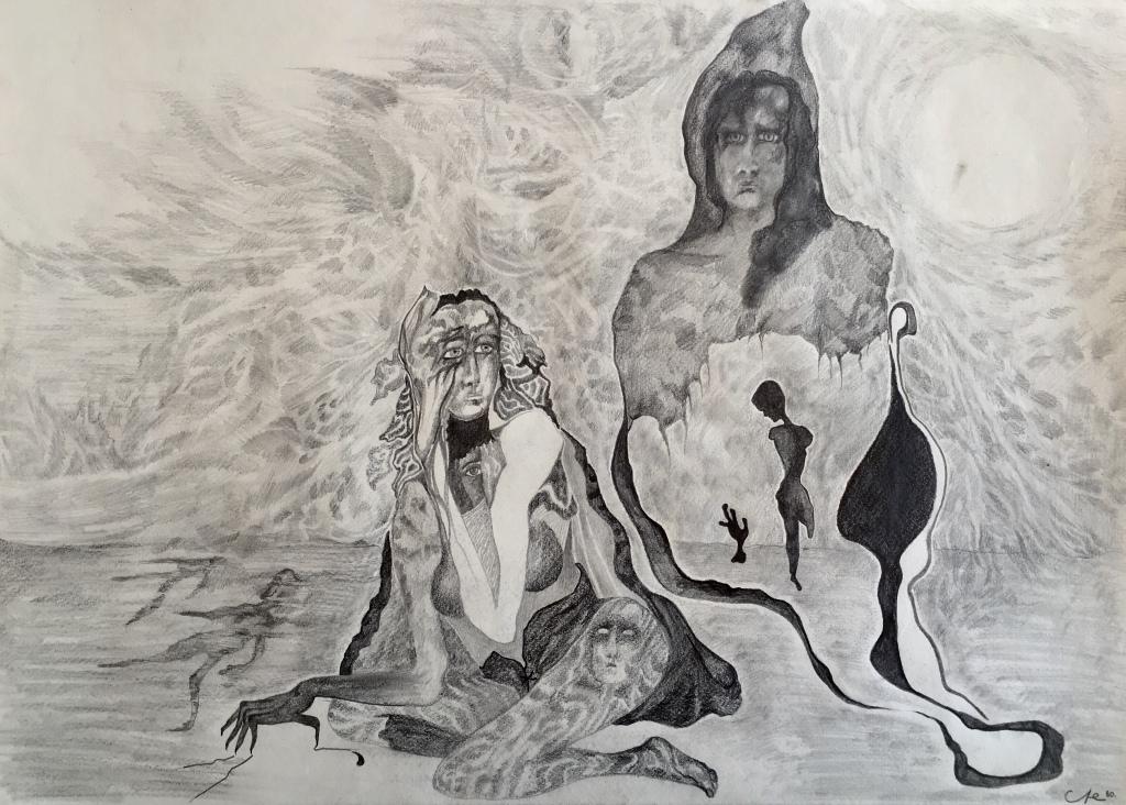 Eve et Adam par Kajan(c)